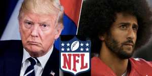Trump and Kaepernick